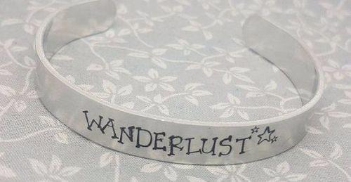 Wanderlust - Cuff Bracelet
