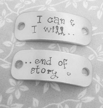 I can and i will. end of story - Trainer Tags