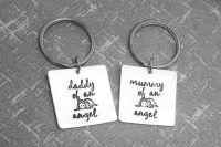 .. Of An Angel Keyring