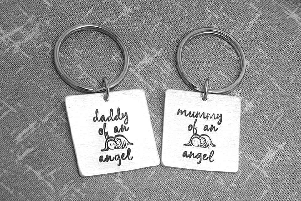 .. Of An Angel Keyring