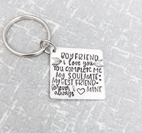 Boyfriend - I Love You - You Complete Me - My Soulmate My Best Friend - For