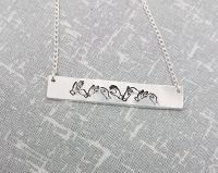 BSL Name Necklace