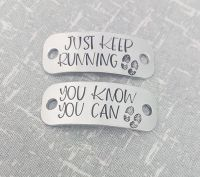 Just keep running - You know you can - Trainer Tags