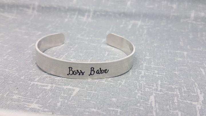 Boss Babe Cuff Bracelet