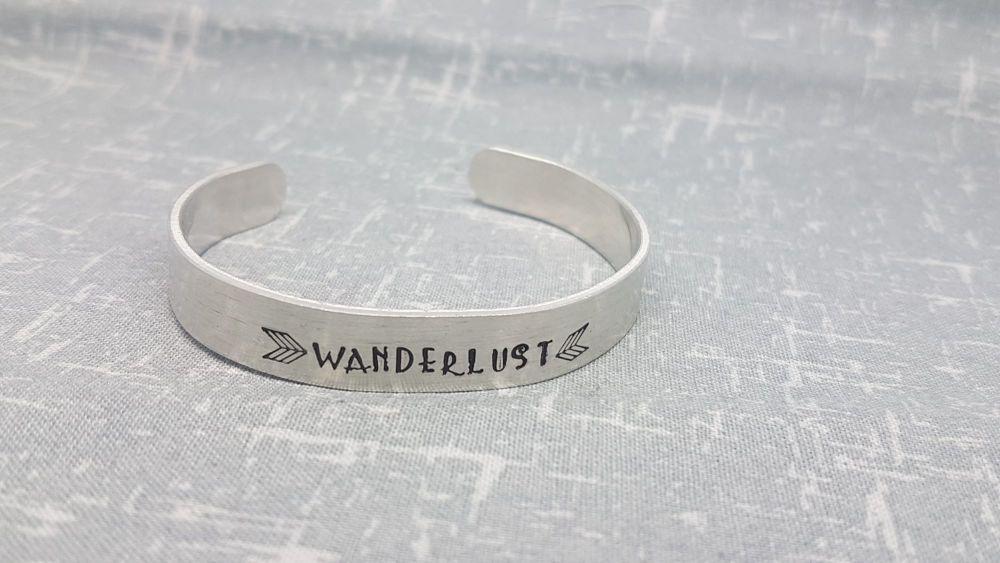 Wanderlust Cuff Bracelet