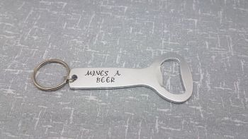 Bottle Opener - Mines A Beer
