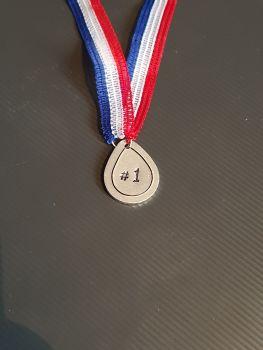 Medal - #1