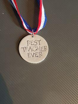 Medal - Best Teacher Ever