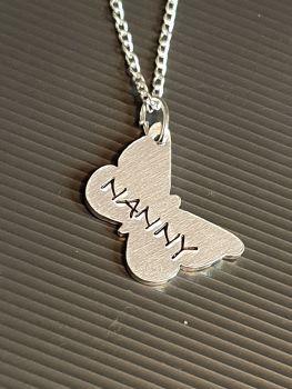 Nanny - Butterfly Necklace