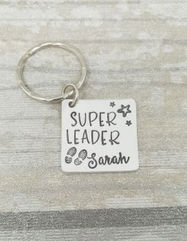 Super Leader Keyring