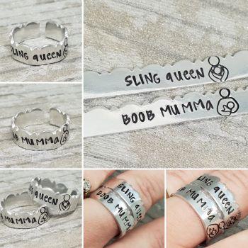 Sling Queen / Boob Mumma Ring