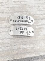 Give everything.. Except Up - Trainer Tags