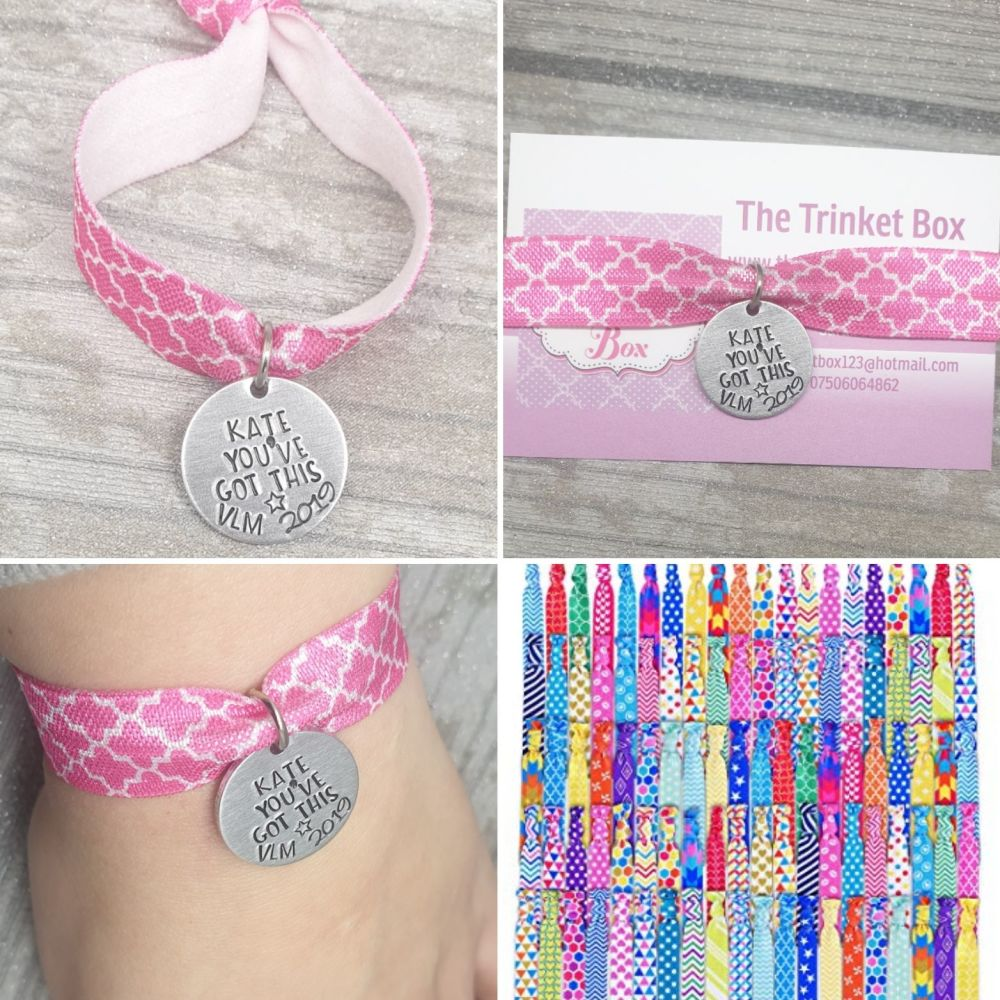 VLM Bracelet - You've Got This - Personalised