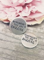 Confidence Token - You Are Beautiful - Remember You Are Amazing