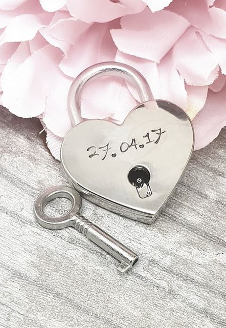 Love Lock - Personalised