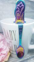 Personalised Mermaid Hanging Spoon ***FLASH SALE***