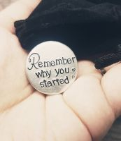 Remember Your Why - Token