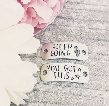 Keep Going... You Got This - Trainer Tags
