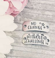 No Change.. Without Challenge - Trainer Tags