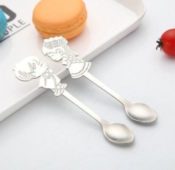 His & Her Spoons!
