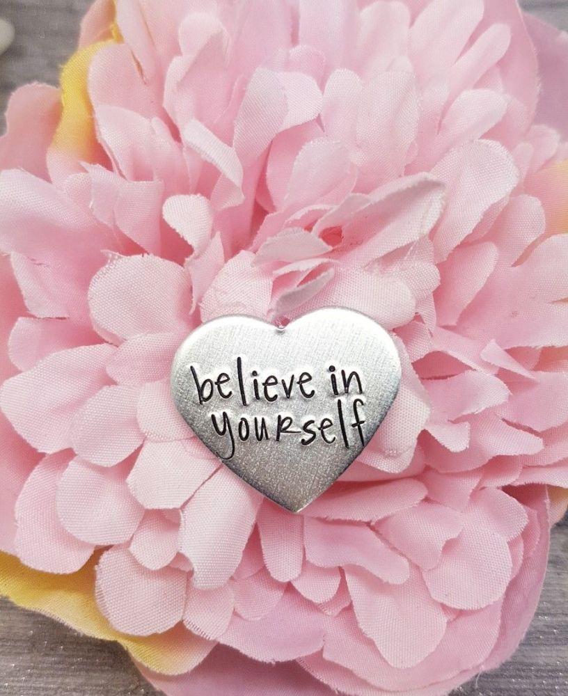 Heart Token - Believe In Yourself