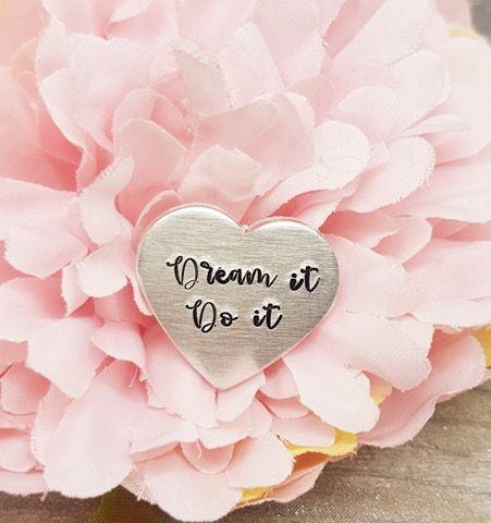 Heart Token - Dream It Do It