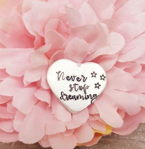 Heart Token - Never Stop Dreaming