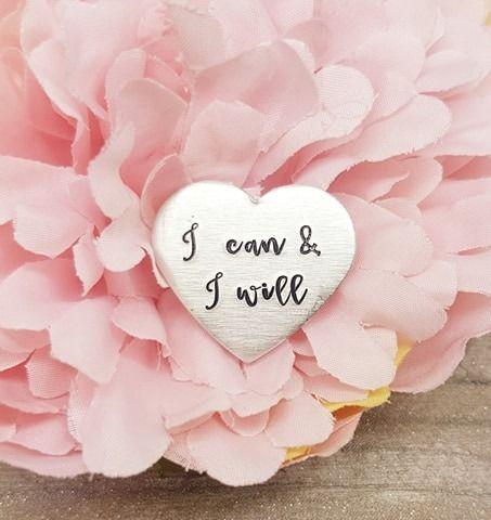 Heart Token - I can & I will