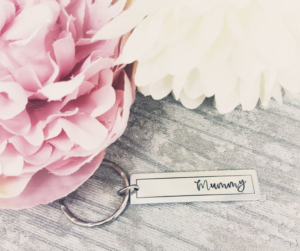 2x  Outline Keyrings - Fiver Friday