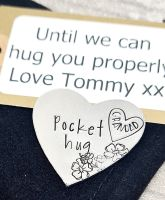 Maxi Hug Heart Pocket Hug  - Token