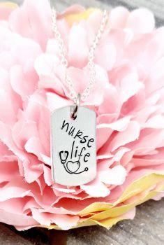 Nurse Life - Necklace