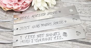 Bookmark - Different wording available! *intro price*