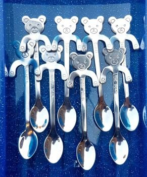 **Fiver Friday** 2x Bear Spoons - Limited Availability
