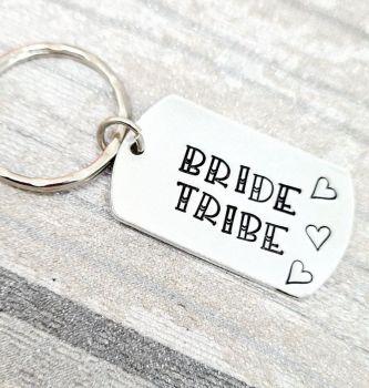 Bride Tribe Keyring