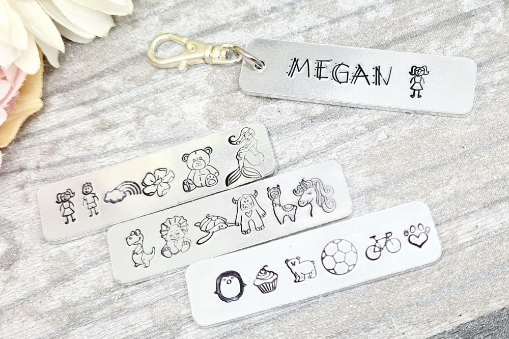 ** CHILDRENS BAGTAGS! ** SUNDAY SPECIAL 16/08 **