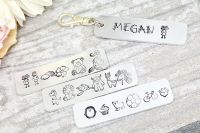 ** CHILDRENS BAGTAGS! **