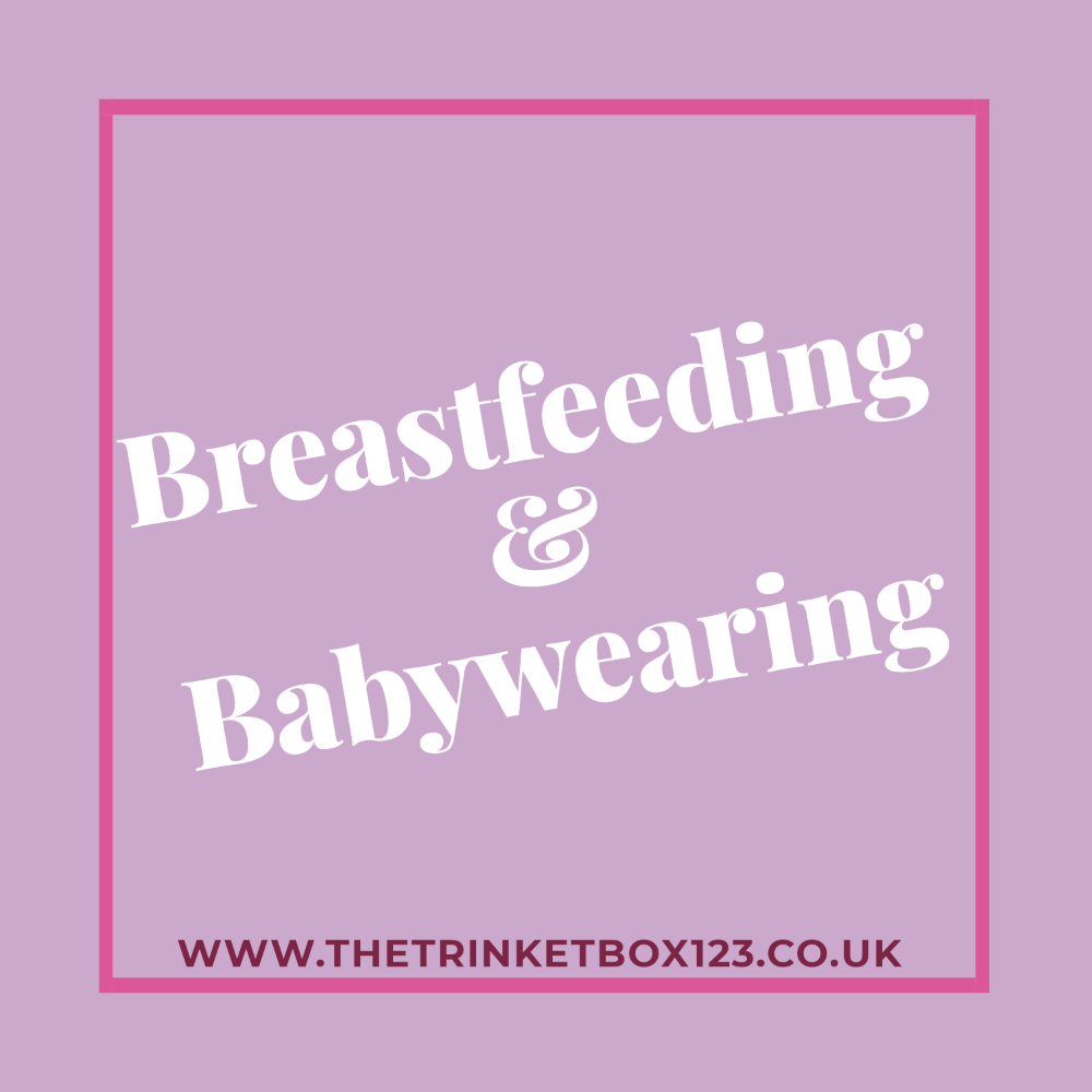Breastfeeding & Babywearing