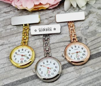 Personalised Watch Fob