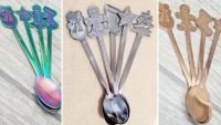 Personalised Christmas  Spoon  * Names only * ***PRE CHRISTMAS SALE***