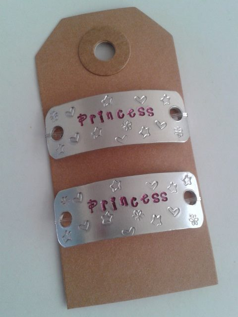 Princess Trainer Tags