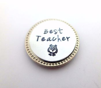 'Best Teacher' Magnet