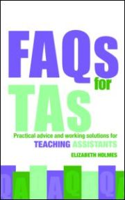 faq for tas bookcover