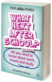 what next after school bookcover