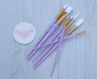 Cake Decorating Brushes / Stencil Brushes
