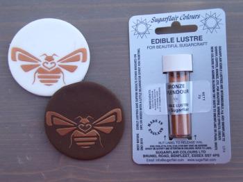 Edible Lustre Dust - BRONZE SPLENDOUR
