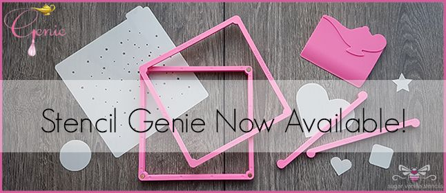 Stencil Genie now available in UK