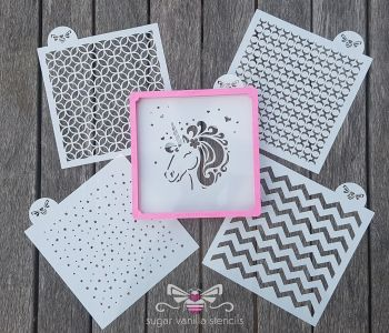 The Stencil Genie & Stencils Bundle