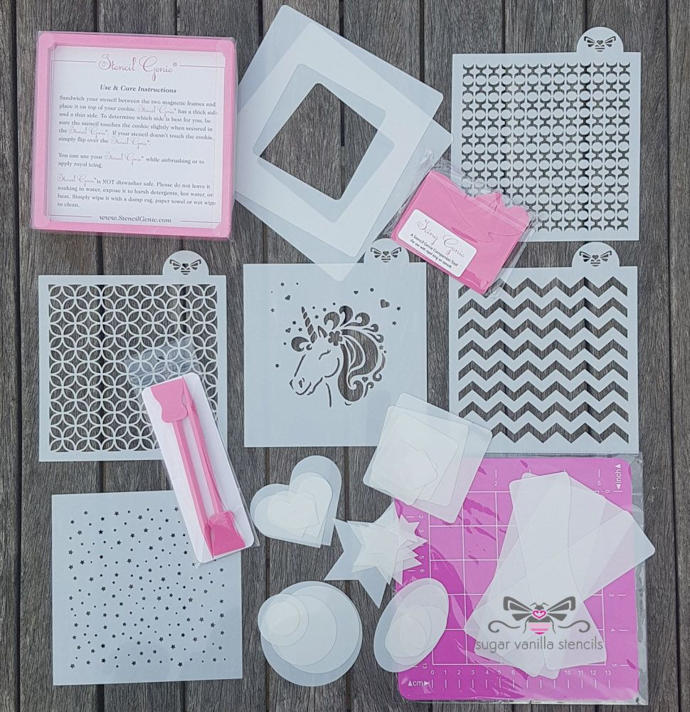 The Stencil Genie Starter Bundle