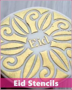 Eid Stencils