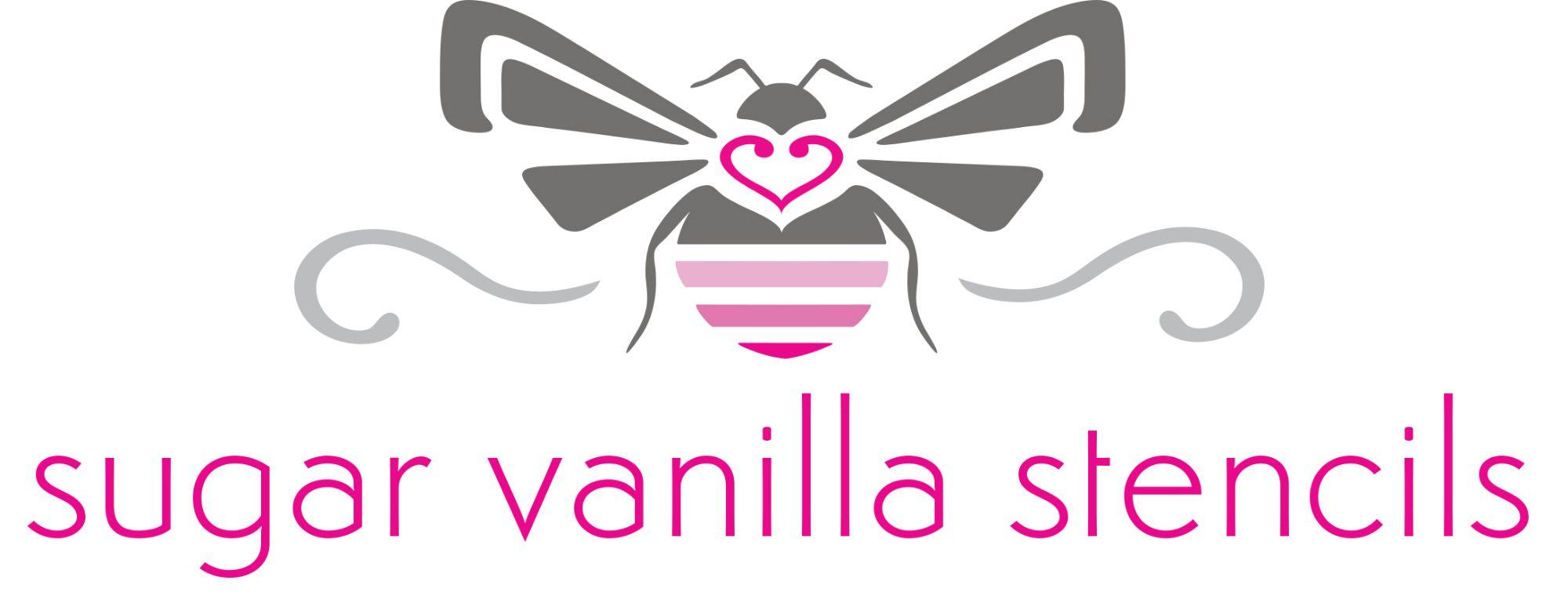 Sugar Vanilla Stencils